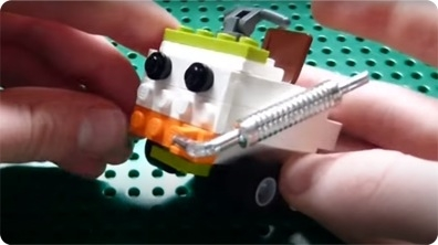 How to Build: Lego Mario Karts - Part 2