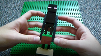 How to Build: Lego Minecraft Enderman