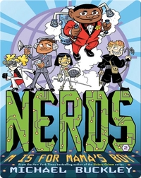 M is for Mama's Boy (NERDS Book Two)