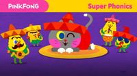Super Phonics - Cat Cat Cat (at)