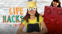 Minion and Lego Costume Hacks | LIFE HACKS FOR KIDS