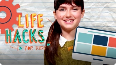 Cool Computer Hacks | LIFE HACKS FOR KIDS