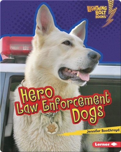 Hero Law Enforcement Dogs