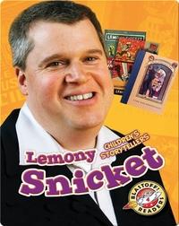 Children's Storytellers: Lemony Snicket