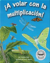 ¡A volar con la multiplicación!