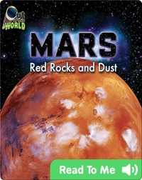 Mars: Red Rocks and Dust
