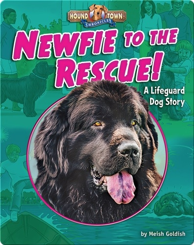 Newfie to the Rescue! A Lifeguard Dog Story