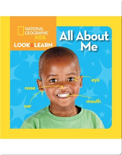 National Geographic Kids Look and Learn: All About Me