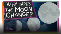 SciShow Kids: Why Does the Moon Change?