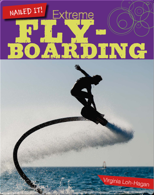 Extreme Flyboarding