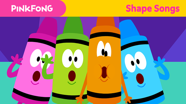 (Shape Songs) Drawing Shapes