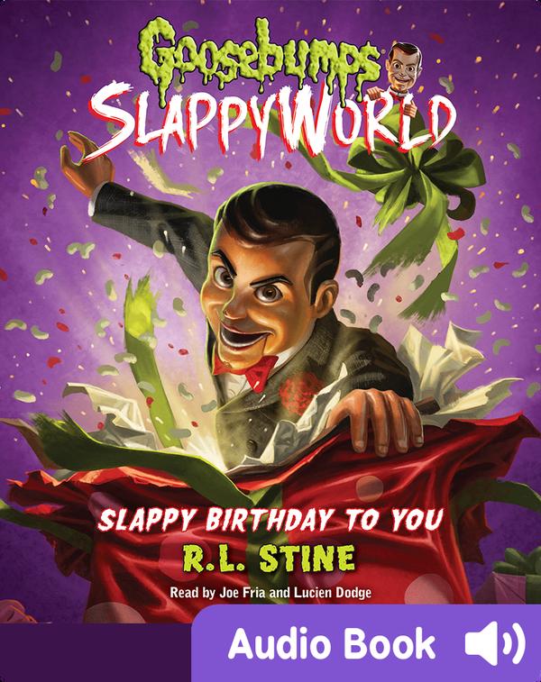 Goosebumps SlappyWorld #1: Slappy Birthday to You