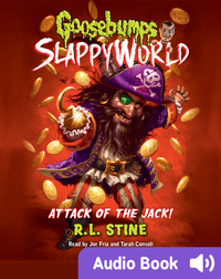 Goosebumps SlappyWorld #2: Attack of the Jack
