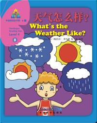 华语阅读金字塔·4级·8.天气怎么样?