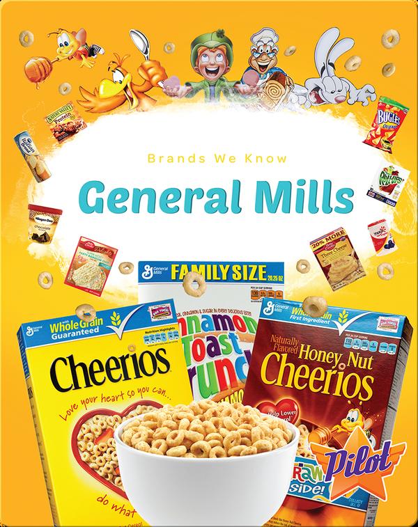 Brands We Know: General Mills