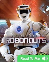Space Tech: Robonauts