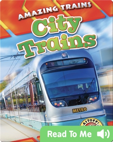 Amazing Trains: City Trains