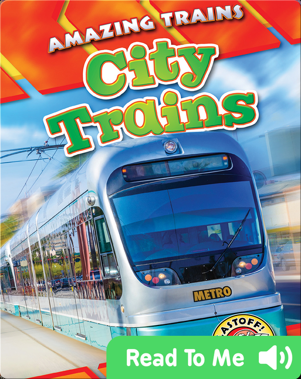 Amazing Trains: City Trains