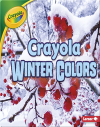 Crayola Winter Colors