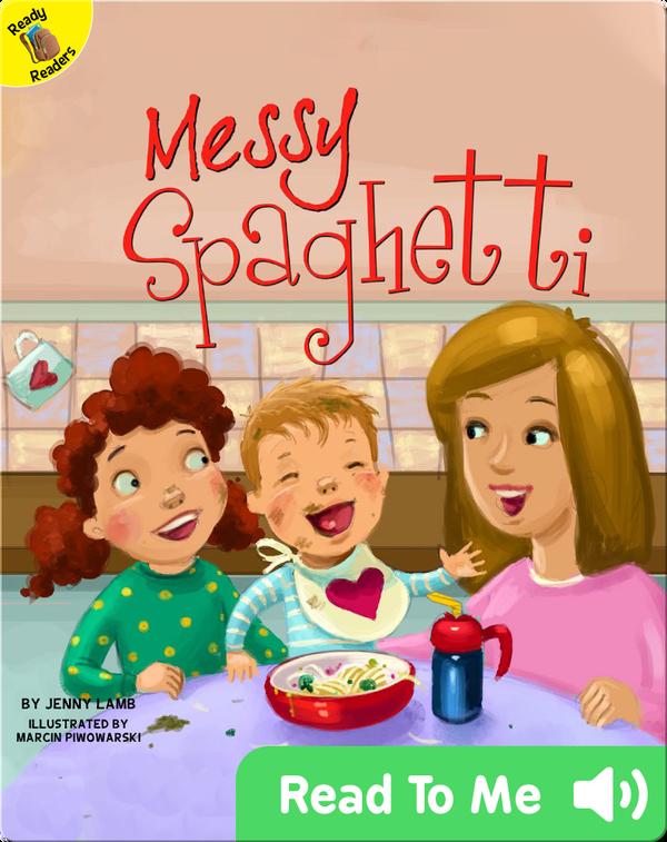 Messy Spaghetti