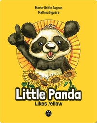 Little Panda Likes Yellow