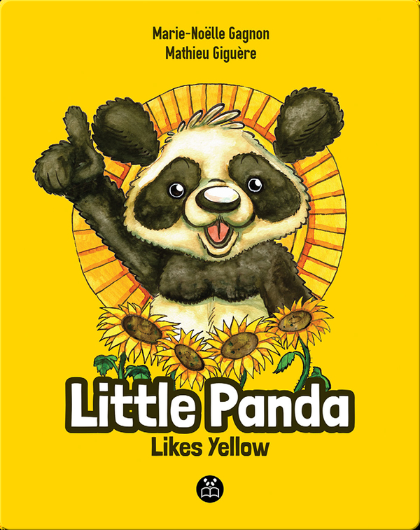 Little Panda Likes Yellow