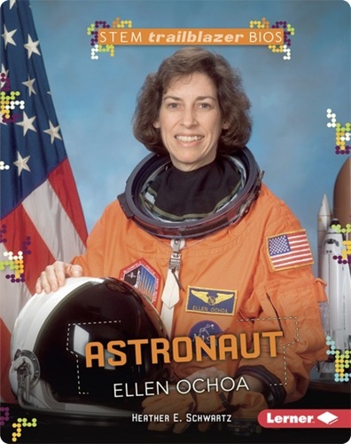 Astronaut Ellen Ochoa