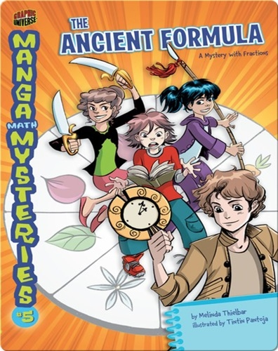#5 The Ancient Formula: A Mystery with Fractions
