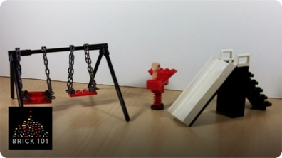 How To Build a LEGO Playground (Part 1)