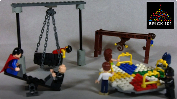 How To Build a LEGO Playground (Part 2)