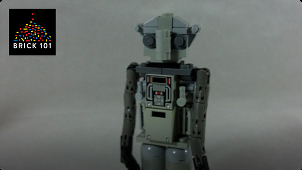 How To Build LEGO Factory Robot Chiselbot
