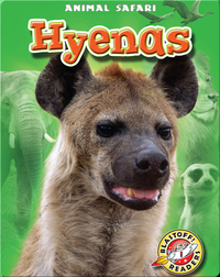 Hyenas: Animal Safari