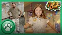 Cami Interviews a Paleontologist