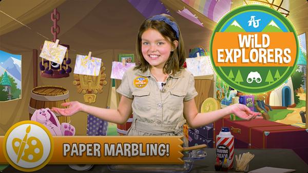 Paper Marbling