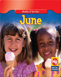 Months of the Year: June
