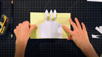 How to Make a Birthday Cake Pop-Up Card