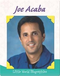 Joe Acaba