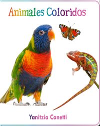 Animales coloridos