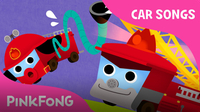 Fire Truck Song | Car Songs