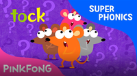 Super Phonics - Tick Tock Tick Tock (ck)