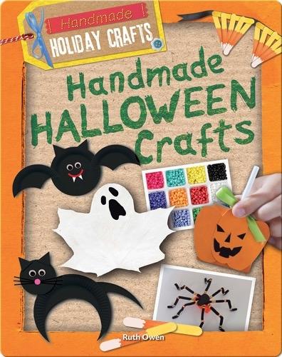 Handmade Halloween Crafts