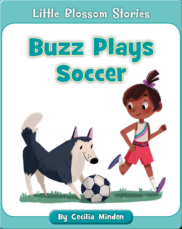 Buzz Plays Soccer