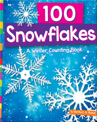 100 Snowflakes: A Winter Counting Book