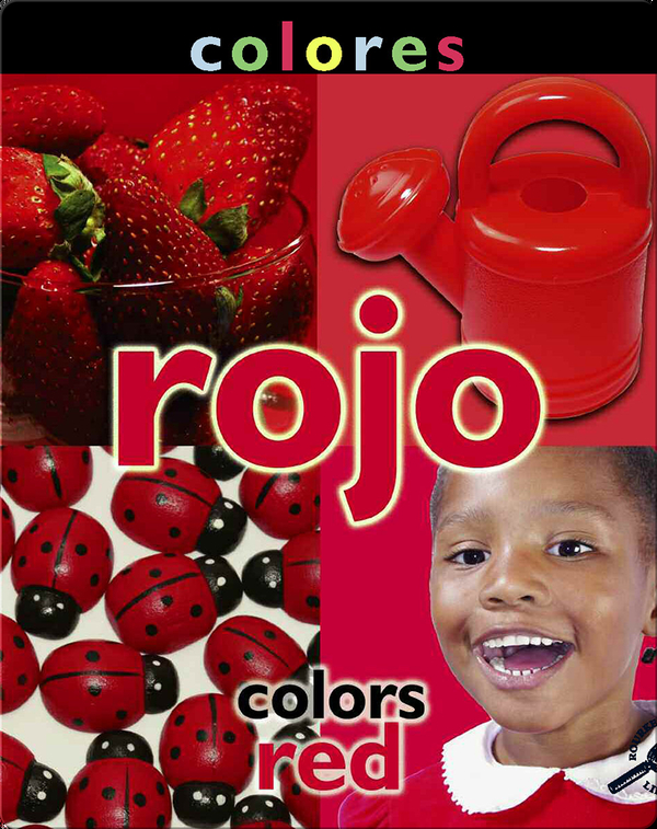 Colores: Rojo (Colors: Red)