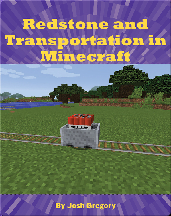 Redstone and Transportation in Minecraft