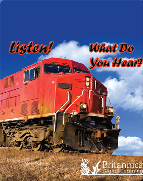 Listen! What Do You Hear?