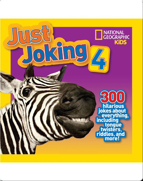 National Geographic Kids Just Joking 4