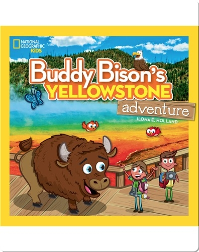 Buddy Bison's Yellowstone Adventure