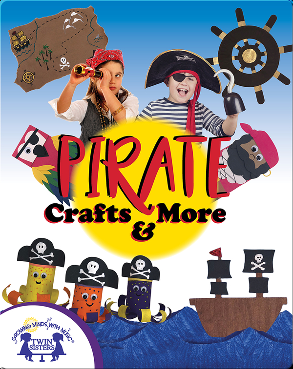 Pirate Crafts and More