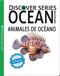 Ocean Animals / Animales de Océano